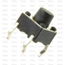 50pcs Miniature Micro Momentary Tactile Tact Touch Push Button Switch 6x6x6 Mm