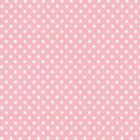 Verena - Tupfen 1cm - Dots - Punkte - rosa - Swafing - Jersey