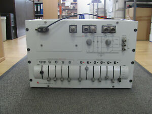 General Radio (GR), Model: 1615-A Capacitance Bridge