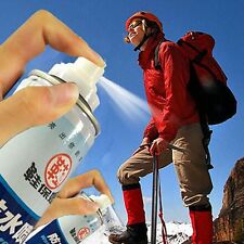 Waterproof Spray White shoes Dust Waterproof Antifouling Spray Shoe protect