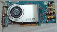Asus V9999GT Geforce 6800 GT 128mb AGP Video Card TESTED