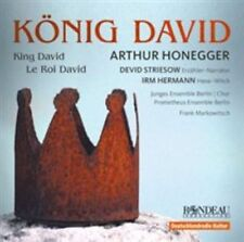 Konig David (King David), New Music