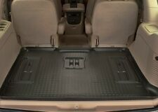 Husky Liners Classic Style Floor Mats- Cargo- 25101 - 96-02 Toyota 4Runner-Black