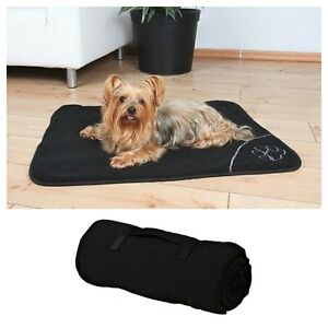 Dog Fleece Travel Blanket Dog Blanket Car Boot Protector For Dogs | Medium