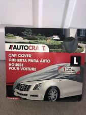 Car Cover  Large MAX Auto Protection Sun Dust Proof Outdoor Indoor Breathable
