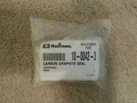 MANITOWOC. P/N:10-0042-3. CARBON GRAPHITE SEAL.(SIMRAX) M62. OEM. FACTORY SEALED