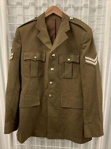 British Army Issue FAD Tunic / Jacket 182/100 - Parachute Regiment - Ref 82 5B5