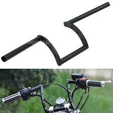 "1""Motorcycle Drag Bar Handlebar For Honda Yamaha Kawasaki Suzuki Chopper Bobber"