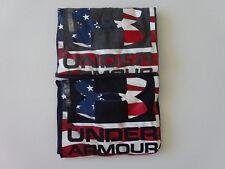 Under Armour Men/'s Freedom Flag Bold Short Sleeve Tactical Tee NWT 2019