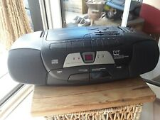 GT General Technic Radiorecorder Ghettoblaster Doppeltape Radio CD-PLAYER