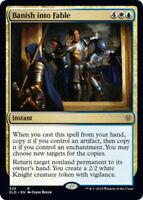 MTG Banish into Fable Throne of Eldraine RARE NM/M Magic the Gathering
