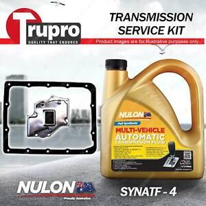 SYNATF Transmission Oil + Filter Service Kit for Lexus IS200 GXE10 2.0 99-01