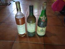 3 Bouteille Vin Blanc
