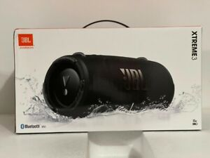 JBL Xtreme 3 Black Portable Bluetooth Speaker