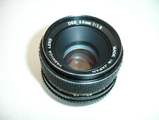YASHICA DSB 50mm F/ 1.9  lens  , C / Y mount , AS IS Sn40350897