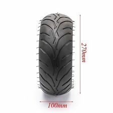 110/50-6.5 Treaded Tyre Tire + Tube for 47cc 49cc Mini Pocket bikes motorcycle