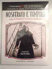 DVD - NOSFERATU IL VAMPIRO - CAPOLAVORI DEL CINEMA MUTO SOUNDS FOR SILENCE - A8