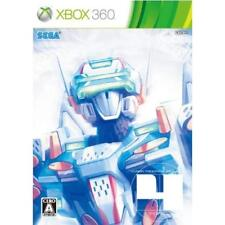 Used Xbox360 Cyber Troopers Virtual-On Force Memorial Box Japan Import
