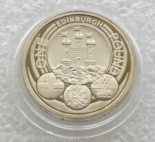 2011 Capital Cities of the UK Edinburgh £1 One Pound Proof Coin