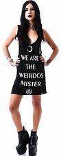 KillStar Weirdos Tank Dress The Craft We Are The Weirdos Mister SIZE MEDIUM M