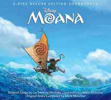 OST-MOANA (ENGLISH Version)-JAPAN CD F56