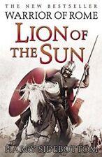 Warrior of Rome III: Lion of the Sun,Harry Sidebottom- 9781405932905