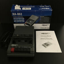 Hamilton Buhl HA-802 Cassette Player and Recorder with USB Port