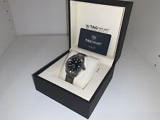 Tag Heuer Aquaracer Quartz Men's Black And Steel Watch
