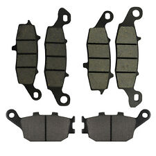 Brake Pads For Suzuki SV650 DL650 04-11 V-strom 1000 DL1000 02-11 Front Rear Kit