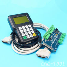 X,Y,Z 3 Axis DSP Controller 0501 English version For CNC router/ CNC Engraver