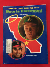 VINTAGE SPORTS ILLUSTRATED MAY 3 1971 CALIFORNIA ANGELS OAKLAND A'S