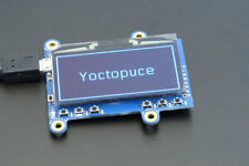 YD128X64 Yocto-MaxiDisplay USB OLED Compatible with Mac, PC, Raspberry Pi, MK802