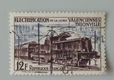 France 1955 1024 YT 1024 oblitéré