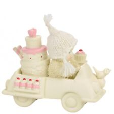 Snowbabies 4058220 Emergency Delivery Service  Figurine