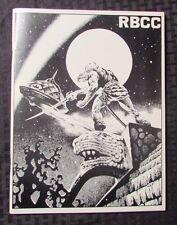 1975 Rocket's Blast ComiCollector RBCC #123 VF FANZINE Steve Fabian