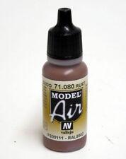 Vallejo Rust Model Air Color 17ml Bottle Paint 71.080 VLJ71080
