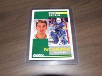 1991-92 Pinnacle French Hockey #331 recrue pat jablonski