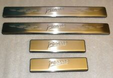 CITROEN PICASSO  Door Sill Plates - Stainless Steel