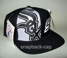 AMERICAN NEEDLE VINTAGE SNAPBACK CAP 90's NOS Chicago White Sox Zoom oldschool