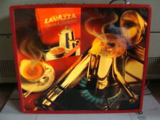 Insegna luminosa Caffè Lavazza old sign coffee bar Italy