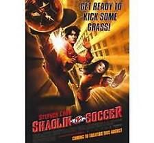 Shaolin Soccer Original 27x40 Movie Poster (2001) Chow & Zhao
