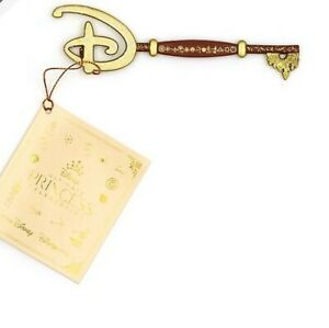 Disney Store Ultimate Princess Celebration Opening Ceremony Key - New with tag