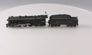 Lionel 003 New York Central OO 4-6-4 Hudson Steam Locomotive & Tender