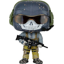 FUNKO POP Call of Duty Lieutenant Simon Ghost Riley SOFT VINYL ACTION FIGURE NEW