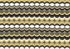 Mill Creek Fabric Kimmer Moonrock Geometric Print Indoor  Outdoor Upholstery