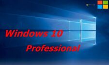 Windows 10 Professional Key 32/64 BIT Win 10 Pro alle Sprachen sofort erhalten