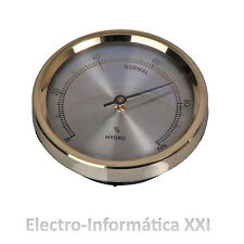 Higrometro Analogico Bimetalico 45mm Incubadoras Hygrometer Hb-45 Envio 24-72H