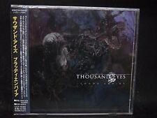 THOUSAND EYES Bloody Empire JAPAN CD Dragon Guardian Dragon Eyes Volcano Lightni