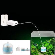 Mini Aquarium Fish Tank Super Pneumatic Biochemical Activated Carbon Filter Aqua