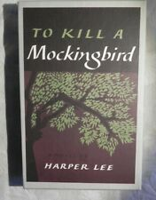 First Edition Library   To Kill A Mockingbird, Harper Lee, Sealed w/dust jacket